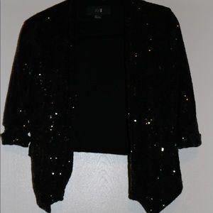 Forever 21 sequins blazer